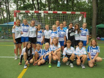 Foto zur Meldung: D-Jugend auf dem BärlinCup mit mäßigen Erfolg