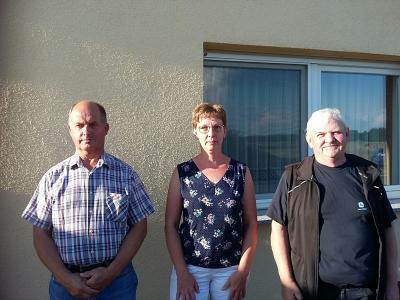 Vorschaubild zur Meldung: Ortsbeirat Wehnsdorf hat sich konstituiert