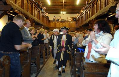 Konzert in der Kirche Wahrenbrück