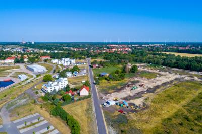 Luftaufnahme Wohnpark Ilse, A. Franke Juli 2019