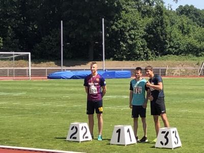 Vorschaubild zur Meldung: Leichtathletikturnier der Förderschulen des Kreises Steinfurt