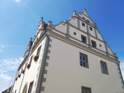 Rathaus Niemegk - Sitz der Amtsverwaltung