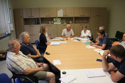 Foto zur Meldung: 1.Ortsbeiratssitzung