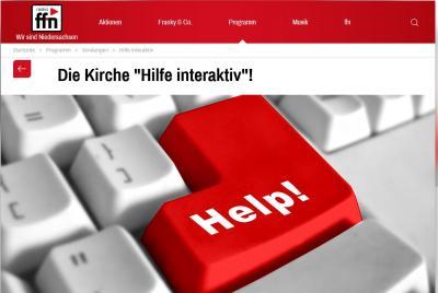 """Vorschaubild zur Meldung: • on air - Die Eingliederungshilfe bei """"Radio ffn"""""""