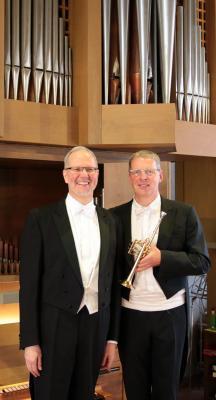 Vorschaubild zur Meldung: Konzert für Orgel und Trompete 17. Juli