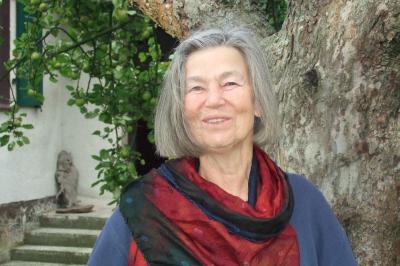 Vorschaubild zur Meldung: Lesung Barbe M. Linke, 12. Juli