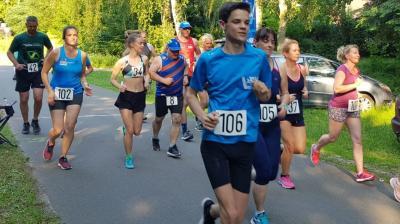 Foto zur Meldung: Güstrower Sommer-Stundenlauf-Serie