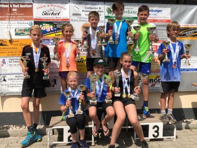 Foto zur Meldung: Pokalsprunglauf in Eilenburg