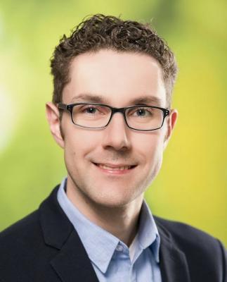 Vorschaubild zur Meldung: Patrick Gumpricht neuer Bürgermeister von Rehfelde