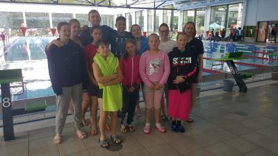 Foto zur Meldung: TSV Schleswig Schwimmer gewinnen den Inklusions-Schwimm-Cup in Neumünster