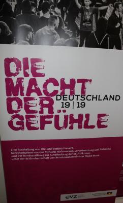 Die Macht der Gefühle. Deutschland 19 | 19