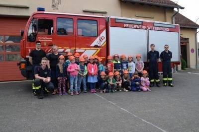 Vorschaubild zur Meldung: Brandschutztipps für Vorschulkinder