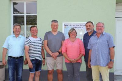 Foto zur Meldung: Neuer Göhlsdorfer Ortsbeirat setzt auf Gemeinsamkeit
