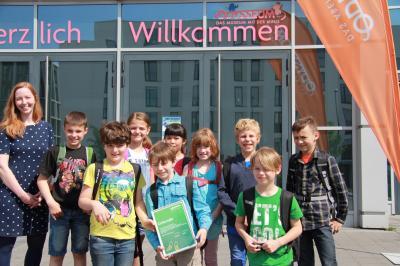 Vorschaubild zur Meldung: Spickzettel AG in Köln