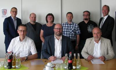 Bad Salzschlirf, Großenlüder und Hosenfeld starten gemeinsames Digitalisierungsprojekt