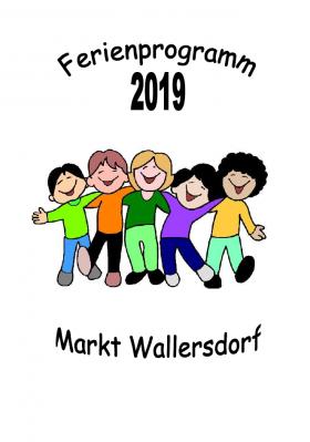 Vorschaubild zur Meldung: Ferienprogramm 2019
