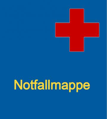 Vorschaubild zur Meldung: Notfallmappe - Jetzt herunter laden!