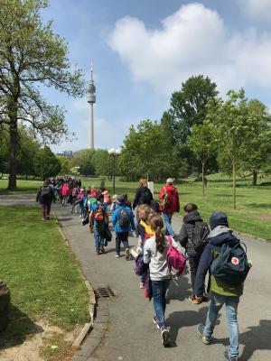 Vorschaubild zur Meldung: Schulausflug in den Westfalenpark