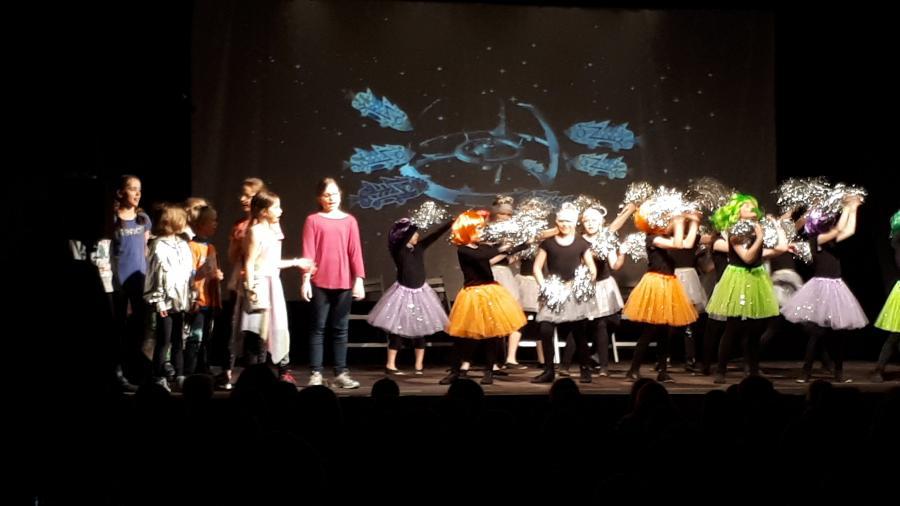 """Bild der Meldung: Musicalaufführung: """"UFO - kein Wunsch ist schnuppe"""""""