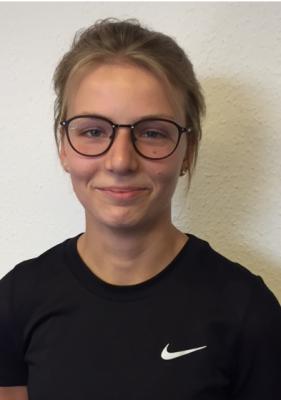 Vorschaubild zur Meldung: Larissa Lange erfolgreich bei Trainerausbildung