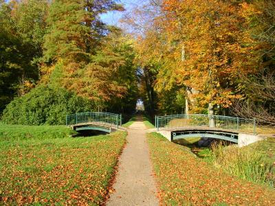 Foto zur Meldung: Der Schlosspark Ludwigslust im Wandel der Zeit, Teil I – eine Wanderung zu den Anfängen des Parks