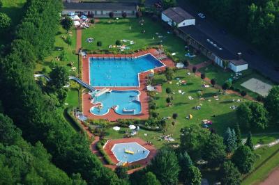 Foto zur Meldung: Freizeit- und Erlebnisbad Sontra öffnet ab dem 28.06.2019 schon ab 10:00 Uhr