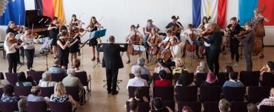 Foto zur Meldung: Abschied vom Musikschuljahr