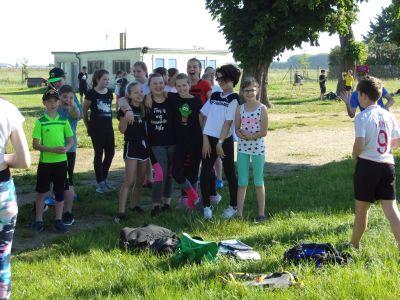 Vorschaubild zur Meldung: Sonniges Sportfest an der Grundschule Mühlberg