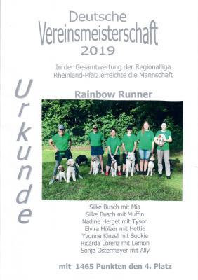 Vorschaubild zur Meldung: Deutsche Vereinsmeisterschaft 2019