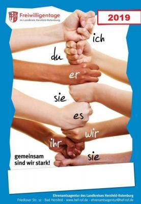 Freiwilligentag des Landkreises Hersfeld-Rotenburg