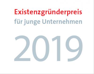 Vorschaubild zur Meldung: Existenzgründerpreis unserer Region 2019