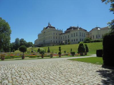 Vorschaubild zur Meldung: Ausflug der Schulanfänger ins Ludwigsburger Schloss
