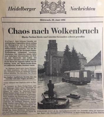 Vorschaubild zur Meldung: Rückblick...vor 25 Jahren