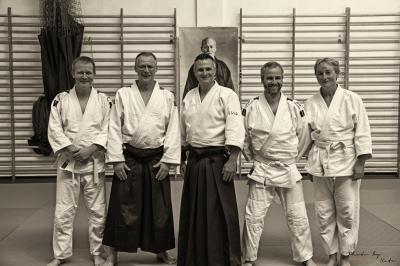 Vorschaubild zur Meldung: Aikido-Lehrgang mit Sensei Michel Erb