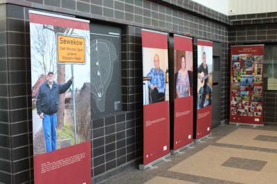 """Vorschaubild zur Meldung: Ausstellung zeigt """"Gesichter der Stadt"""""""