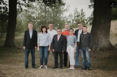 Foto zu Meldung: Konstituierende Sitzung der neu gewählten Gemeindevertreter