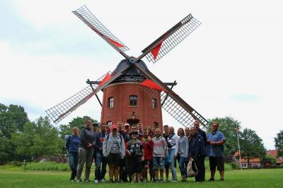 Foto zur Meldung: Ferien- und Probenlager Bad Zwischenahn - Tag 5