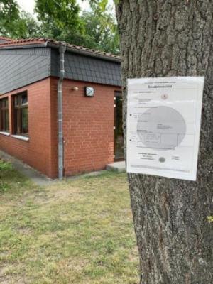 Bild der Meldung: Grundschule Danndorf - Bautagebuch
