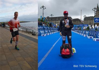 Vorschaubild zur Meldung: Erfolgreiches Wochenende der Triathleten