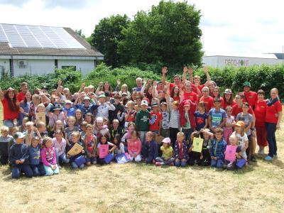 Ferienspiele Wächtersbach 2019