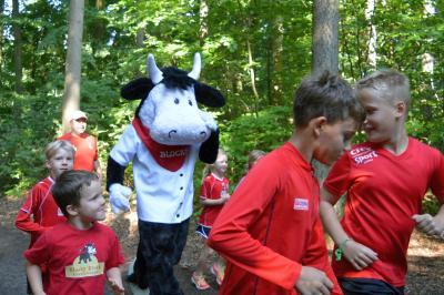 Foto zur Meldung: Wie schnell sich doch die Uhren drehen – BLOCKY BLOCK Lauf feiert 10.Geburtstag