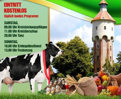 Vorschaubild zur Meldung: 23. Kreiserntefest in Niemegk