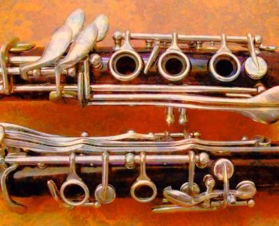 Klarinettenmechanik