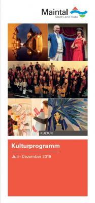 Auch im zweiten Halbjahr sind in dem Maintaler Kulturprogramm wieder einige Highlights sowie Geheimtipps zu finden.