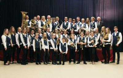 Foto zu Meldung: Jubiläumskonzert der JBG Haddeby