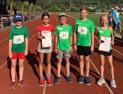 Foto zur Meldung: Unterfränkische Schülermeisterschaften