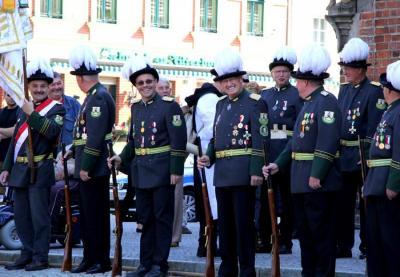 Vorschaubild zur Meldung: Einladung zum Jüterboger Schützenfest
