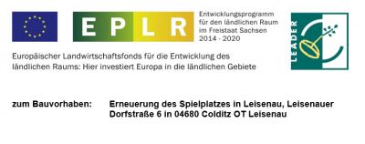 Vorschaubild zur Meldung: Erneuerung des Spielplatzes in Leisenau