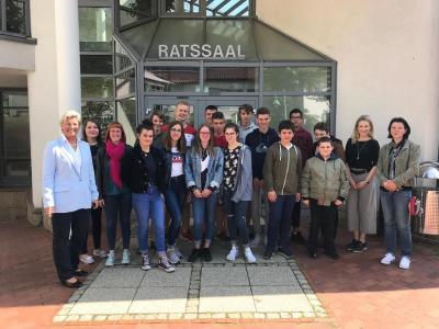 Vorschaubild zur Meldung: Schüleraustausch 2019
