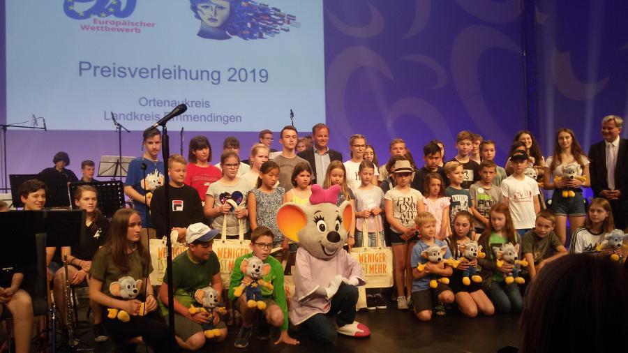 Vorschaubild der Meldung: 66. Europäischer Wettbewerb 2019